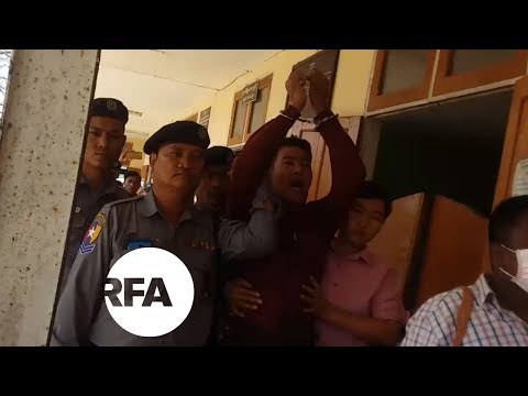Former Child Soldier Says 'No Justice' After Yangon Court Appearance | Radio Free Asia (RFA)