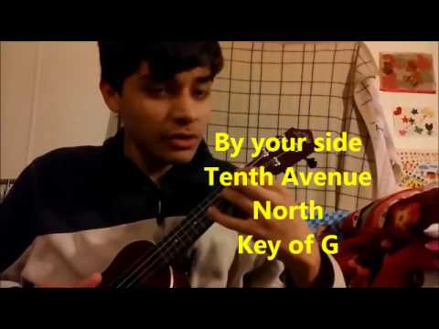 By Your Side Ukulele chords by Tenth Avenue North - Worship Chords