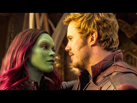 Thumbnail: GUARDIANS OF THE GALAXY 2 'Star-Lord & Gamora Dance' Movie Clip + Trailer (2017)