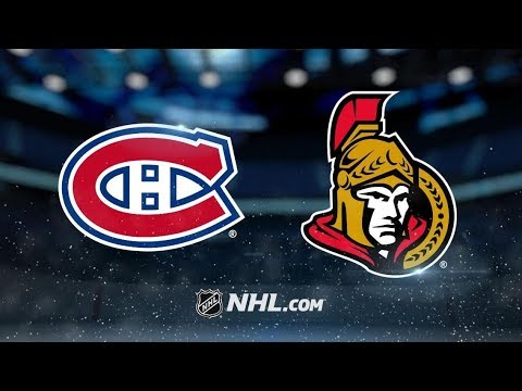 Montreal Canadiens vs Ottawa Senators – Sep.29, 2018 | Preseason | Game Highlights | Обзор матча
