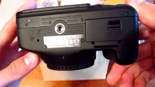 Распаковка Canon EOS 600D 18-135 IS(В данном видео показана распаковка зеркального фотоаппарата Canon EOS 600D с объективом 18-135 IS., 2014-07-10T06:09:10.000Z)