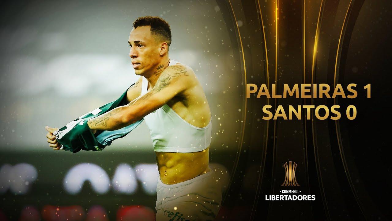 Palmeiras vs. Santos FC [1-0] | FINAL | PALMEIRAS CAMPEÓN | CONMEBOL Libertadores 2020
