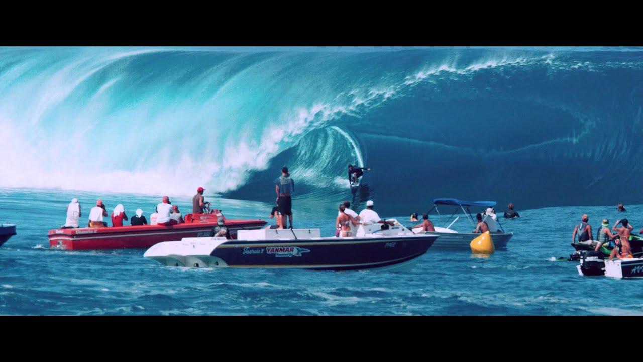 Download Point Break - Tahitian Surf Featurette [HD]