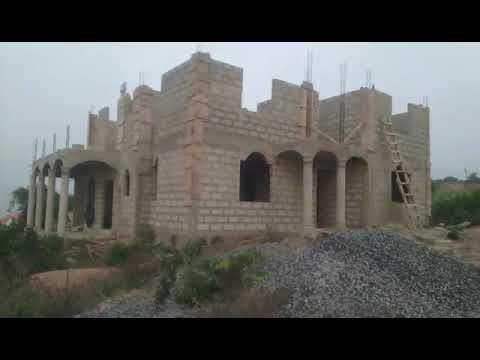 Building In Ghana Myself-24