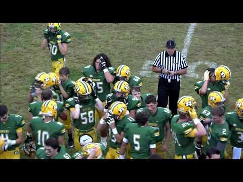 Forest Hills Varsity Football vs. Bishop Carroll Huskies 2017
