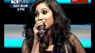 Shreya Ghoshal's fans in Music ka Mahamuqabala
