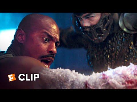Mortal Kombat Movie Clip - Sub-Zero Finisher (2021) | Movieclips Trailers