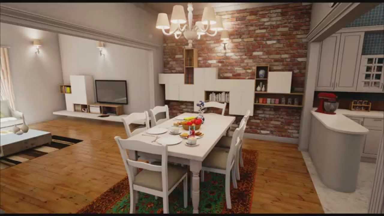 realtime architectural visualization unreal engine 4