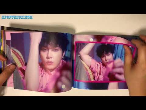 Yong Jun Hyung(용준형)_GOODBYE 20's_Unboxing Video