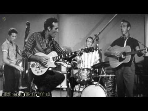 All Shook Up - Carl Perkins [HQ]