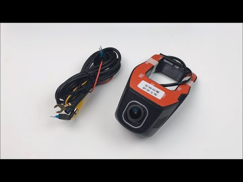 Junson S100 WiFi Dash Cam Review