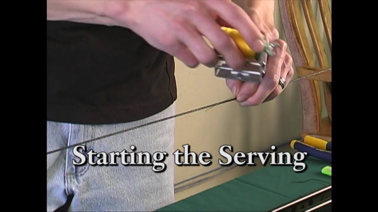 Two Ways to Serve a Bow String