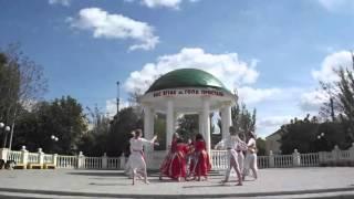 Презентация народного ансамбля танца