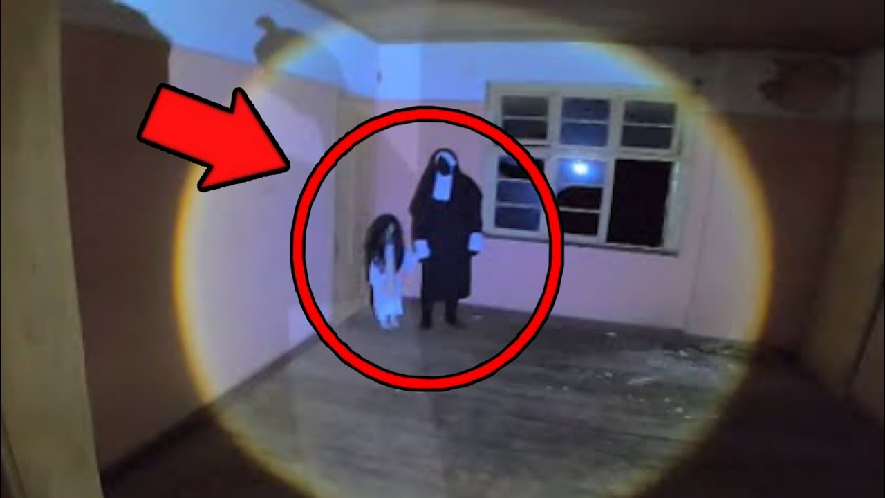 Top 5 SCARY Ghost Videos You WON'T Be Able To FINISH !