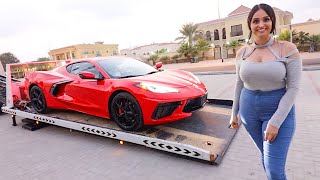 Taking Delivery of the 2020 Corvette !!!