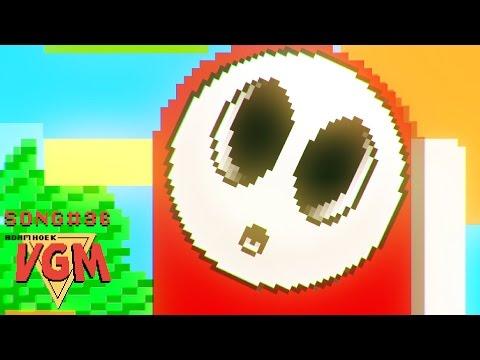 Super Mario Bros 2 song: Shy Guy