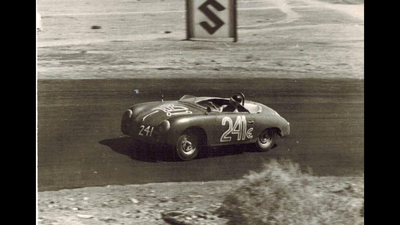 1957 Porsche 356A Speedster Barn Find ClassicCars.com - YouTube