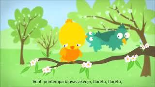 Tavasz szél vizet áraszt – Esperanto – subteksto