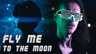 Fly Me To The Moon [ SPACE ROCK COVER - Frank Sinatra ]