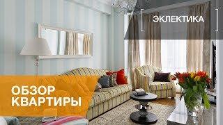 Bir misol-bedroom ta'mirlash 107 kvadrat metr maydoni bilan doira. m.