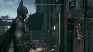 Batman arkham knight live