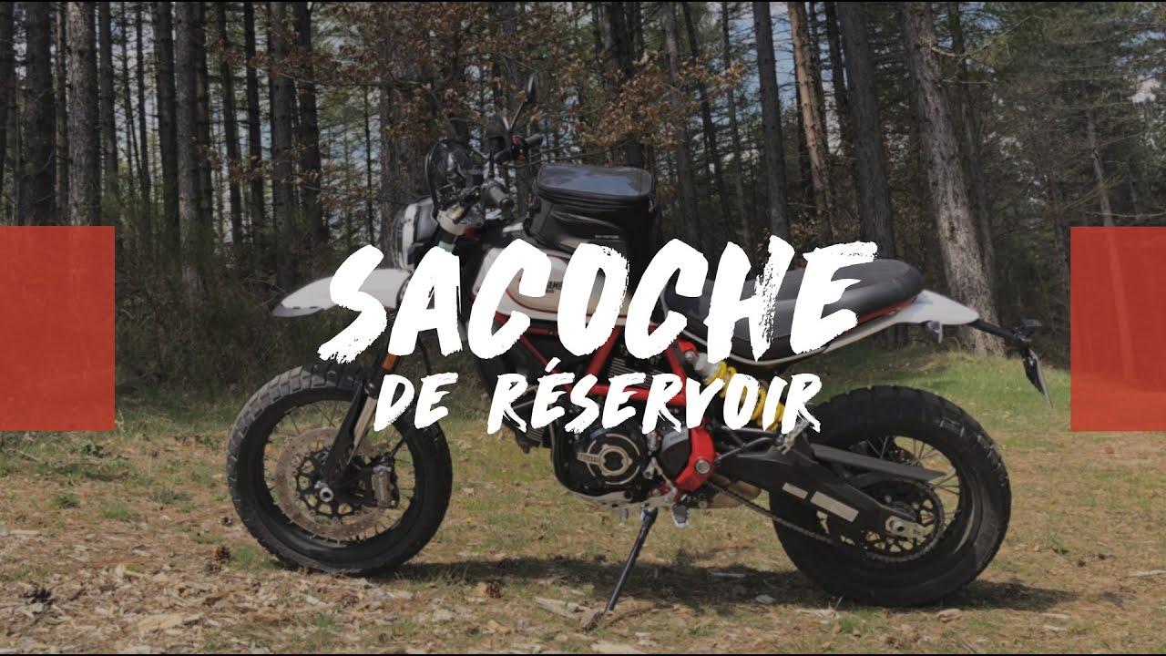 Mix TRS SW Motech BC 00.130.10000/Evo Enduro Courroie de r/éservoir Sac /à Dos os