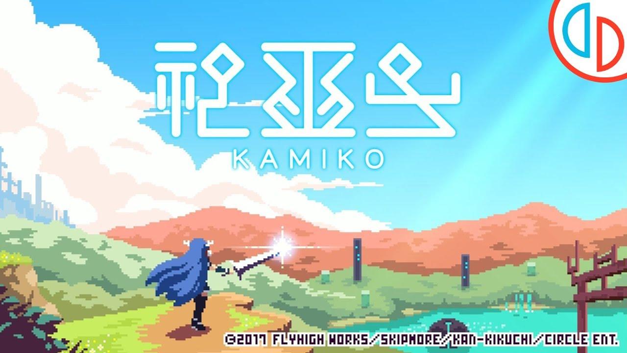 Kamiko | yuzu Emulator (Canary 2242) [1080p] | Nintendo