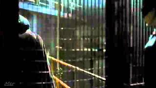 Batman vs bane (il cavaliere oscuro il ritorno)