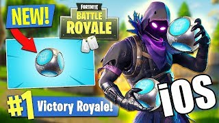 SOLO WIN *port a fort*!!! *Fortnite Mobile* IOS / Android