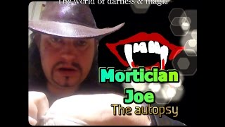 mortician joe and the autopsy a vamp asmr roleplay