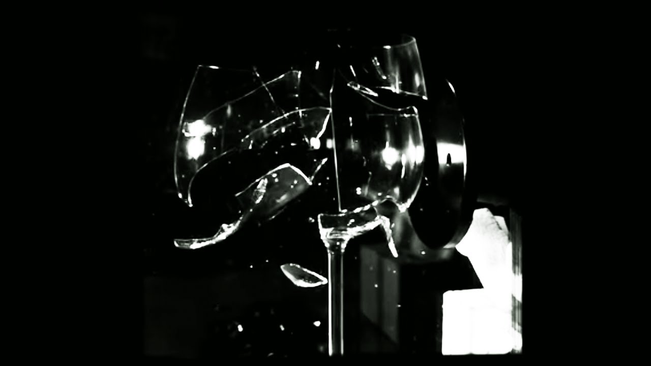 shattering glass with sound waves
