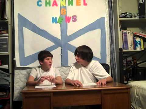 Channel 8  by Will Bowes and  Brian Geneva