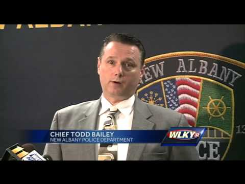 New Albany High School threat post made by hacker, police say