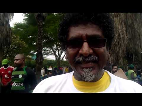 Climate Change Affects Food Security - Jay Naidoo