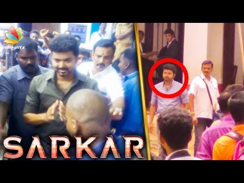 Sarkar Court Scene Leaked : Vijay, Keerthy Suresh | Hot Tamil Cinema News thumbnail