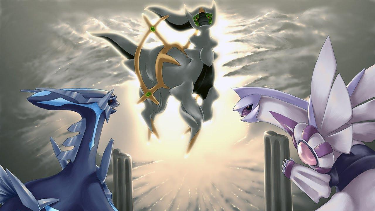 Complete Pokemon Arceus And The Jewel Of Life Movie Commemoration