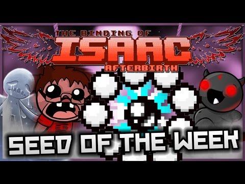 The Binding of Isaac: Afterbirth - Seed of the Week: ULTIMATE SHOTGUN BLAST!