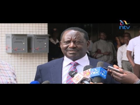 Download Youtube: I may reconsider position on election if conditions are met - Raila