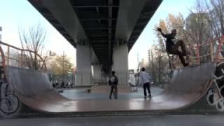 Woods skate「NO-TARIN TOUR」