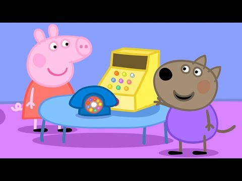Peppa Pig Episodes - NEW Friends Compilation 2 - Cartoons for Children