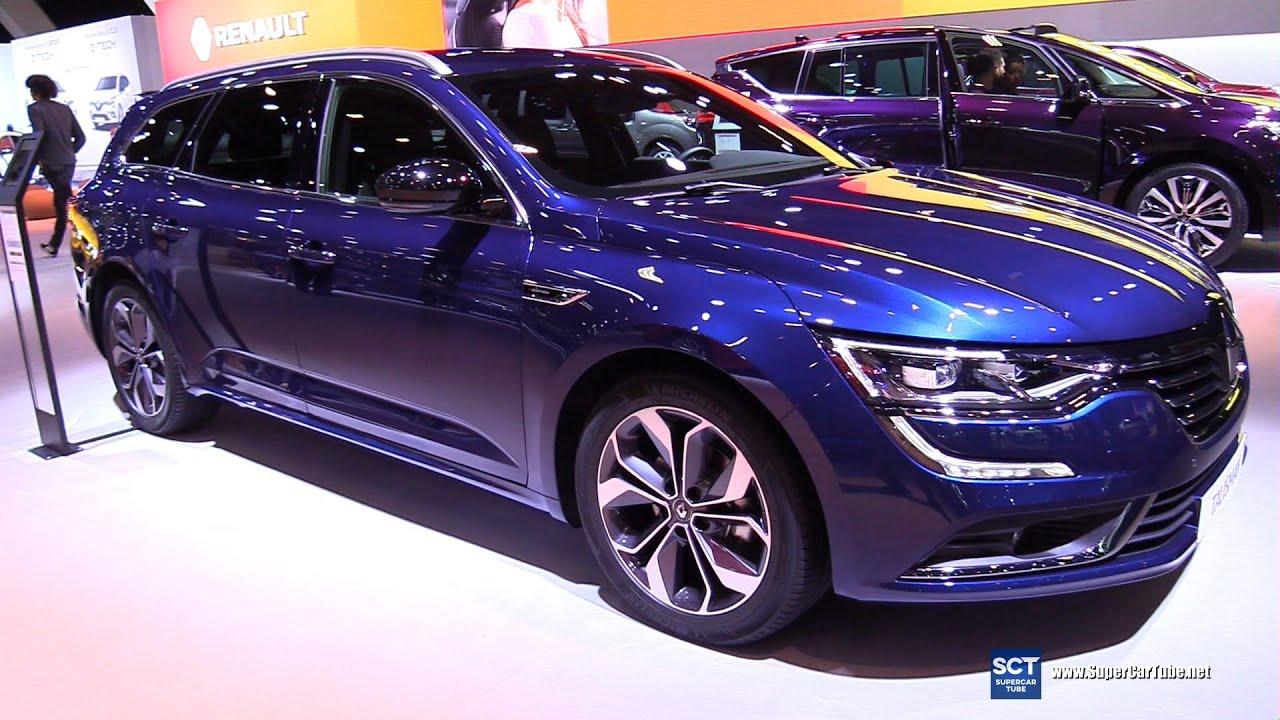 Khám phá xe Renault Talisman 2020
