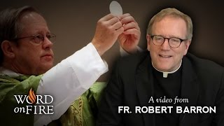 Fr. Robert Barron on the Real Presence of Christ in the Eucharist