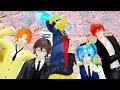 【MMD暗殺教室】 Ansatsu Kyoushitsu / Assassination Classroom RANDOM 2