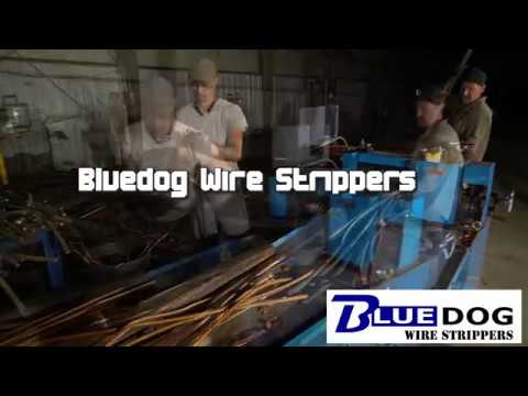 Best Industrial Wire Stripping Machine for Scrap Copper Wire Recovery
