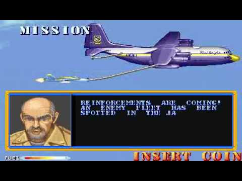 Arcade Longplay 035 Carrier Air Wing