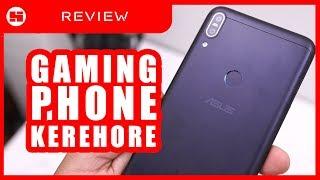 LEBIH BAGUS DARI REMOTE TV? // Review ASUS ZenFone Max Pro M1