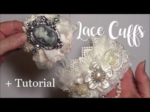 Lace Cuffs + Timelapse Tutorial