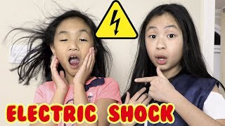 Pretend Play Police - Lie Detector SHOCK CRAZY Driver