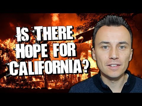 GOD Has a MESSAGE About the CALIFORNIA WILDFIRES !!!