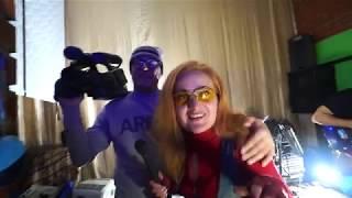 "Как проходит съемка клипа на песню ""Здравствуй Новосибирск"""